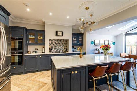 Surrey Kitchen 26.jpg | Open plan kitchen dining living ...