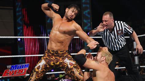Christian vs. Fandango: WWE Main Event, July 17, 2013 ...