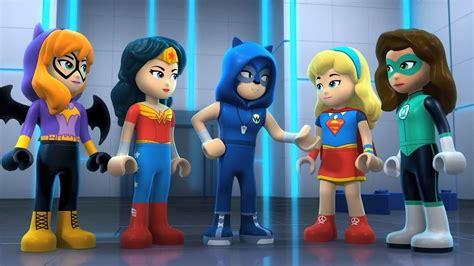 regarder  telecharger film lego dc super hero girls le