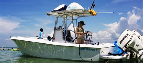 Best Bay Boat Electronics by Best Center Console Fishing Boats Competition Boats
