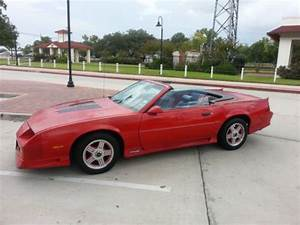 Find Used Convertable 1991 Camaro Rs 305 5 0 Litre Fuel