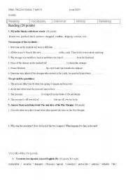 worksheets for 9 year olds teaching