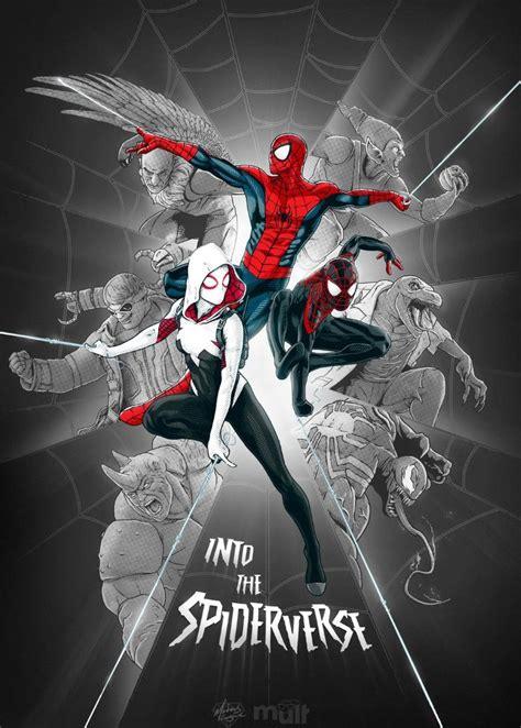 spider man   spider verse hombre arana comic