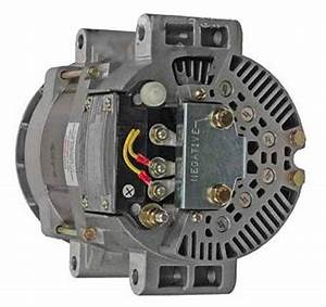New Alternator Fits 2004