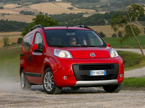 Fiat Qubo by Fiat Qubo Trekking Picture 91822 Fiat Photo Gallery