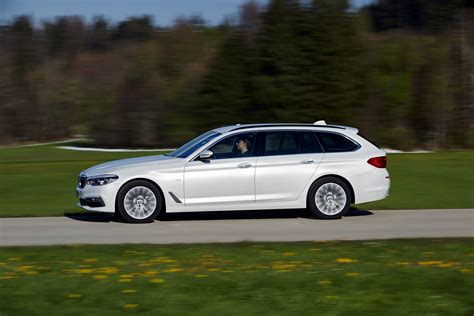 bmw touring pictures the 2017 bmw 520d touring goes for a photoshoot in europe