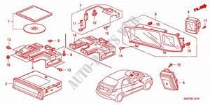 Navigation System  Rh  For Honda Cars Civic 1 8 Ex 5 Doors