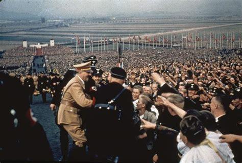 hitler war harvest 1937 festival neglect historians mention german renegade adolf hitlers nazi