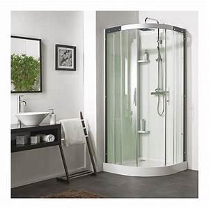 cabine de douche avec siege 12 styles de douche avec si With porte de douche coulissante avec enceinte salle de bain sans fil