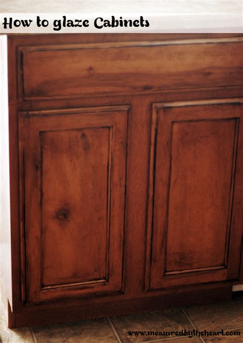 how to glaze oak cabinets remodelaholic upgrade cabinets by building a custom