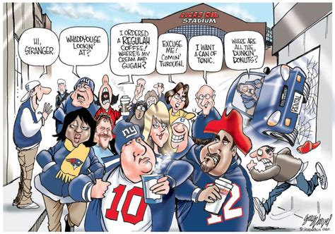 Indy Star Kicks Off Super Bowl Countdown With A Fun Page