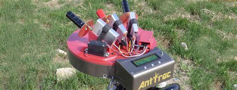 The Anttrac Fpv Antenna Tracker