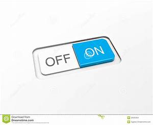 Switch On Off Button Stock Images - Image: 20635364