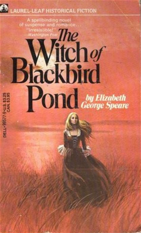top  childrens novels   witch  blackbird pond