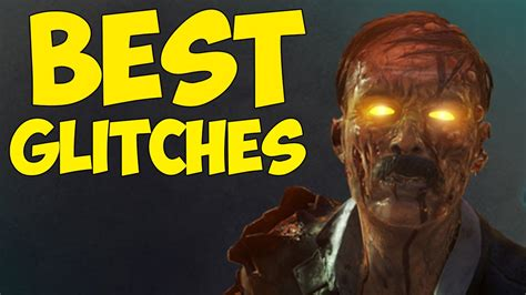 bo3 evil shadows zombies ops glitches cod zombie