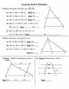 7 Best Images of 10th Grade Geometry Worksheets Printable ...