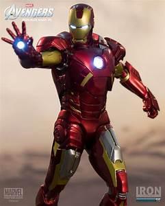 Iron Studios Avengers Movie Iron Man 1/6 Scale Diorama ...
