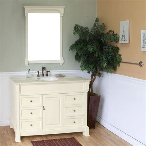 50 To 59inch Vanities  Makeup Sink Vanity  Large Sink