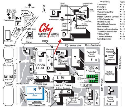 san jose city college map of cus 28 images san jose