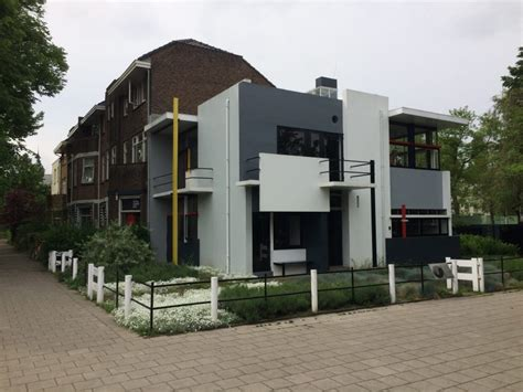 Gerrit Rietveld Haus Schröder by Gerrit Rietveld Schr 246 Der House Lepp 228 Nen Architects