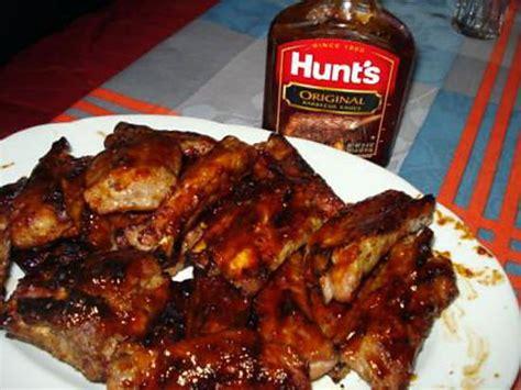 les sauces en cuisine recettes bbq americain