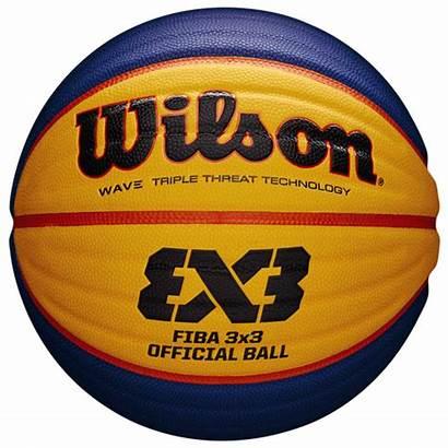 Wilson Ball Fiba Official Gold Mens Basketball