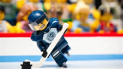 Hockey Macro Legos Funny Sports 2093 Allwallpaper