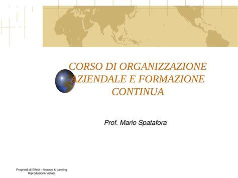 dispense università strutture organizzative dispense