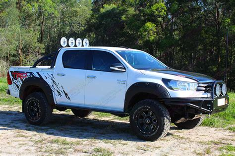 toyota hilux revo dual cab white 66886 superior customer