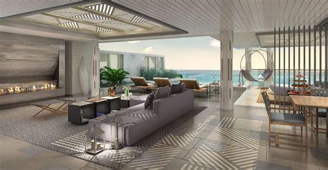 bedroom luxury beachfront condominium residences
