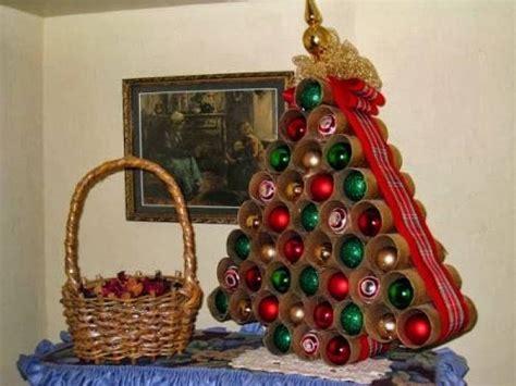 arbol de navidad con papel paper tree 31 ideas para tu 225