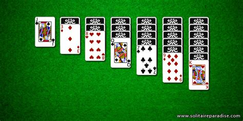 how to play solitaire how to play solitaire html pkhowto