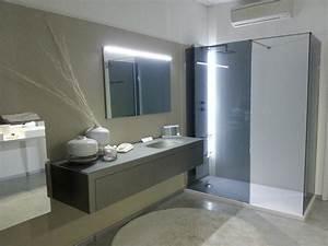 photo modele salle de bain With exemple petite salle de bain