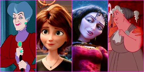 5 Best Adoptive Mothers In Disney Movies And 5 Worst