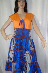 Modele De Robe Africaine En Pagne 2017