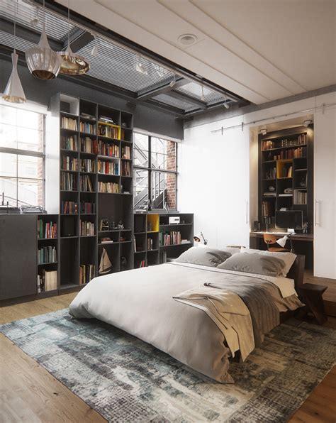 loft bedroom ideas 2 chic and cozy cosmopolitan lofts