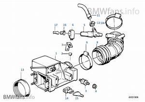 Bmw M20 E28 E30 E34 520i 320i Luftmengenmesser Lmm Air