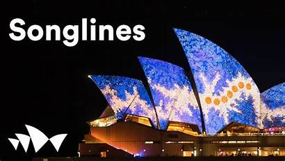 Opera Sydney Sails Lighting Songlines Rhoda Roberts
