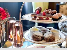 Top 5 Chocolate Afternoon Teas for National Chocolate