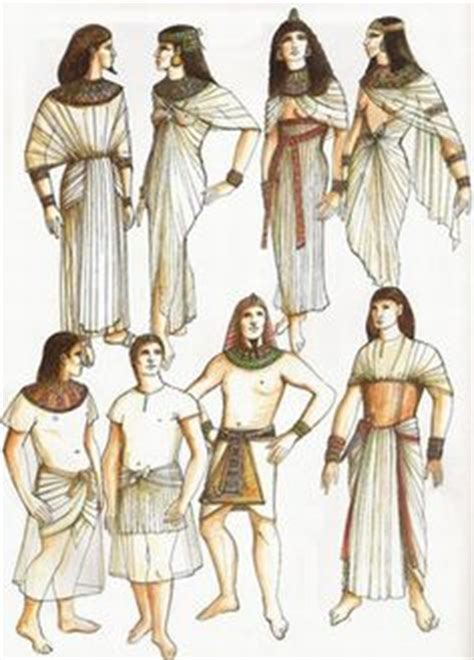 ART AND FASHION OF ANCIENT EGYPT   Yours' truly, Zhivali