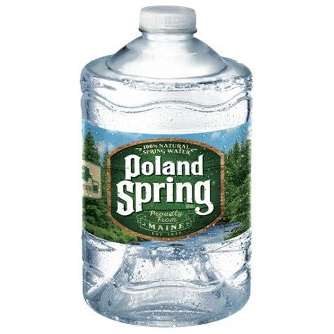 Poland Spring Brand 100% Natural Spring Water, 1  Target