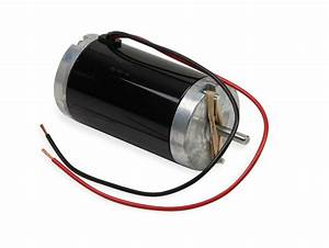 New 12v Dc Electric Motor 0 65hp At 3500rpm Cw