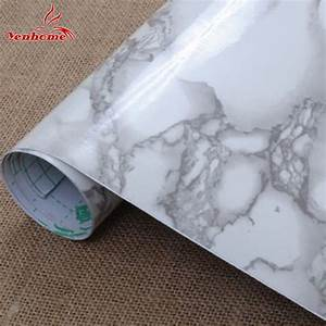 3m vinyl marble waterproof self adhesive wallpaper roll for Best brand of paint for kitchen cabinets with wall art vinyl stickers