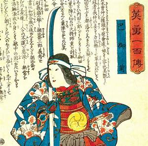 The Role of Arms-Bearing Women in Japanese History | Other ...