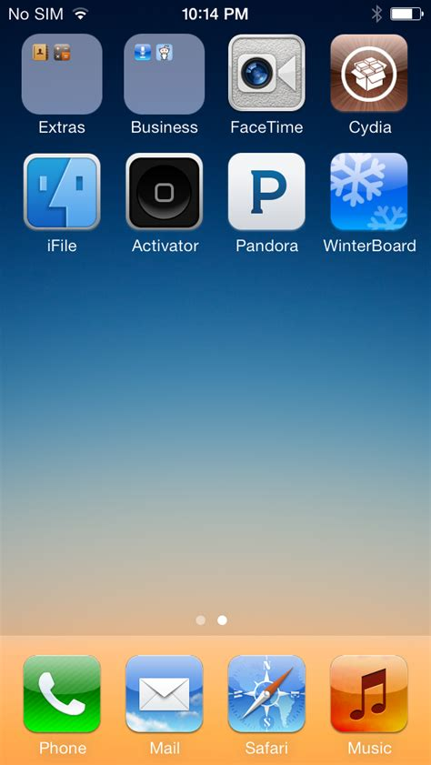 iphone 6 theme iphone ios 7 theme images