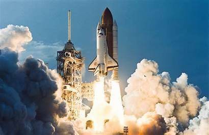 Shuttle Rocket Launch Nasa Discovery Launches Space