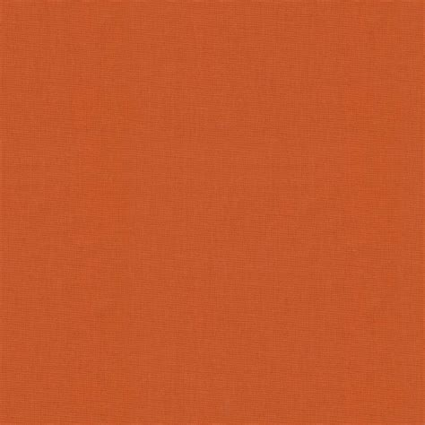 solid rustic orange fabric   yard orange fabric