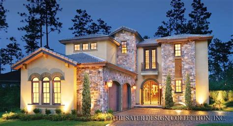 story house plans sater design collection