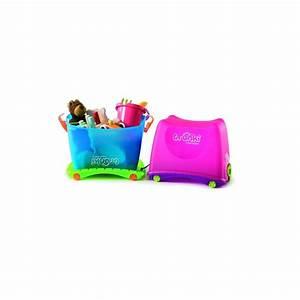 Caisse De Rangement Jouet : trunki toy box bleu caisse rangement jouets et instruments accessoires jouets ~ Teatrodelosmanantiales.com Idées de Décoration
