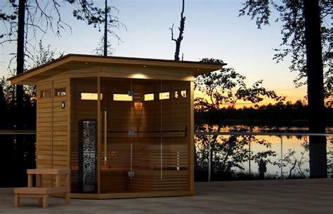 Custom Build Outdoor Sauna Contractor Torontobarrie